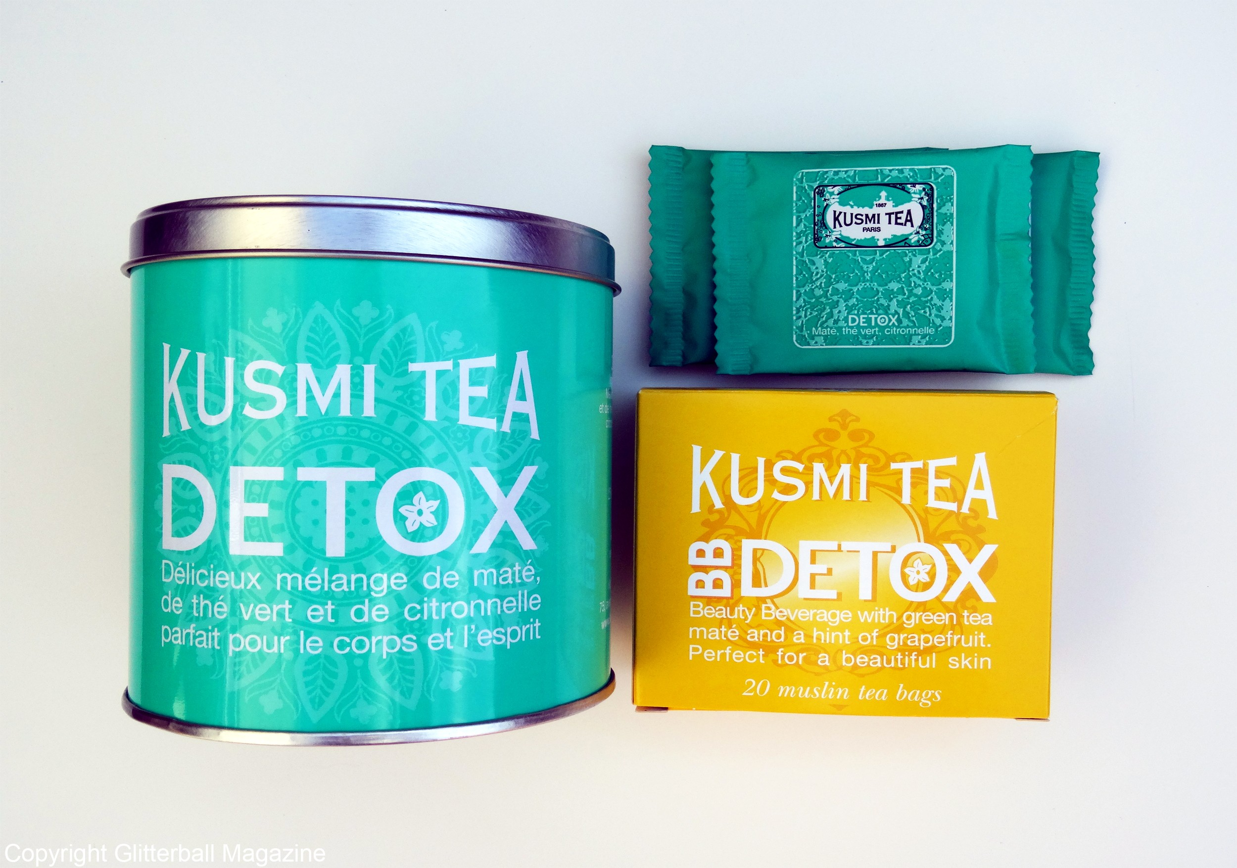 detox your body with a cup of kusmi tea. Black Bedroom Furniture Sets. Home Design Ideas