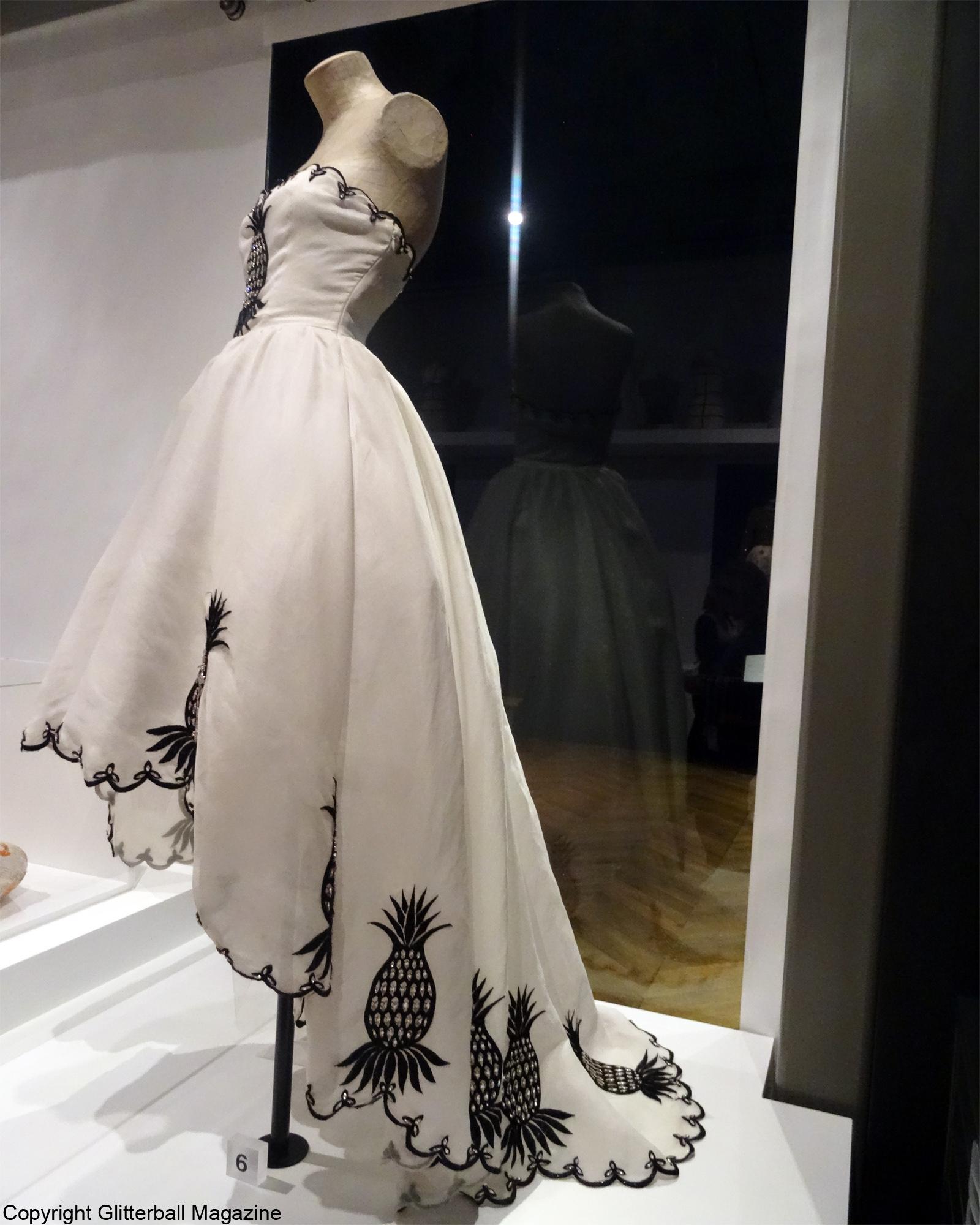 ysl fruit dress