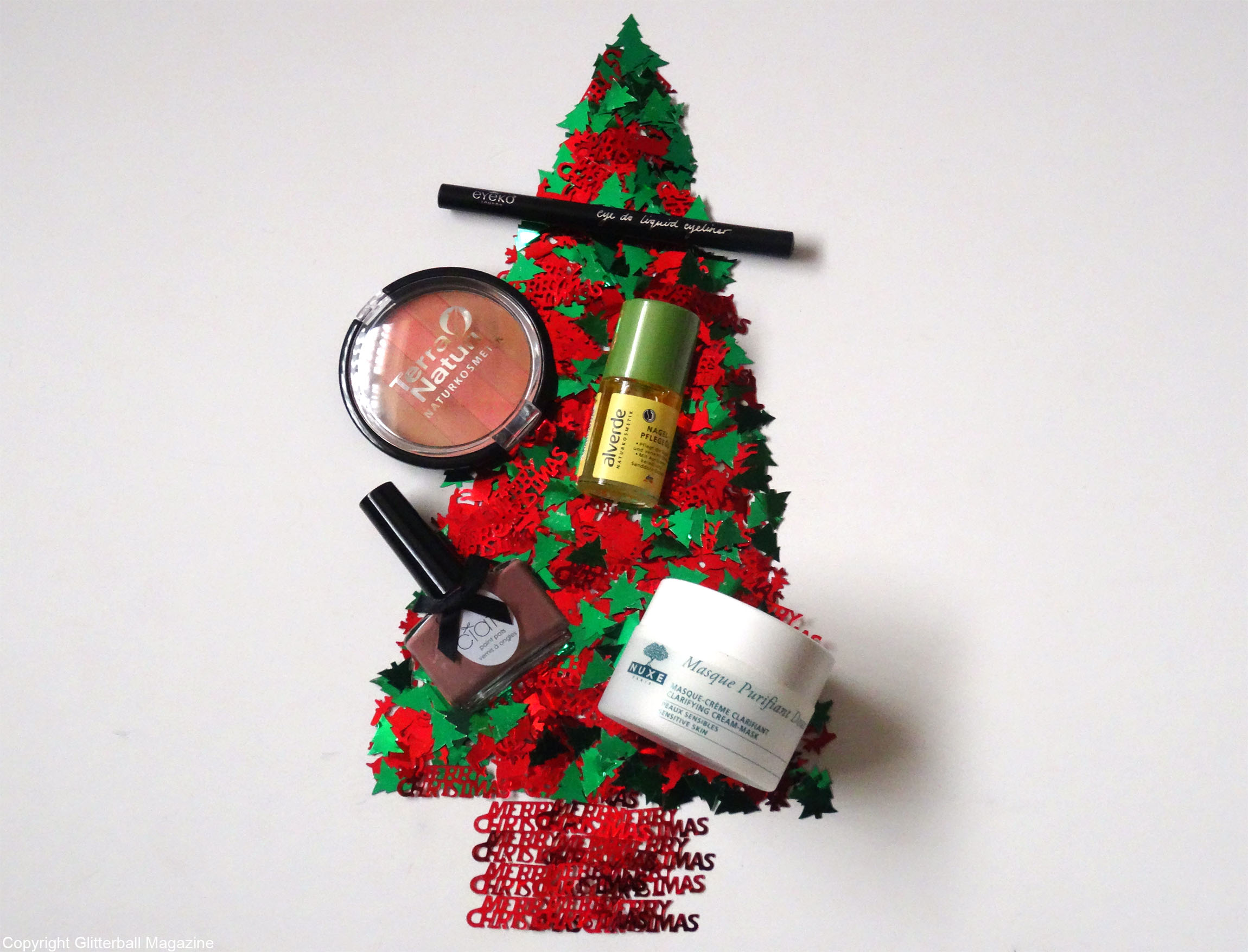 MUST-HAVE BEAUTY PRODUCTS FOR CHRISTMAS - Glitterball Magazine