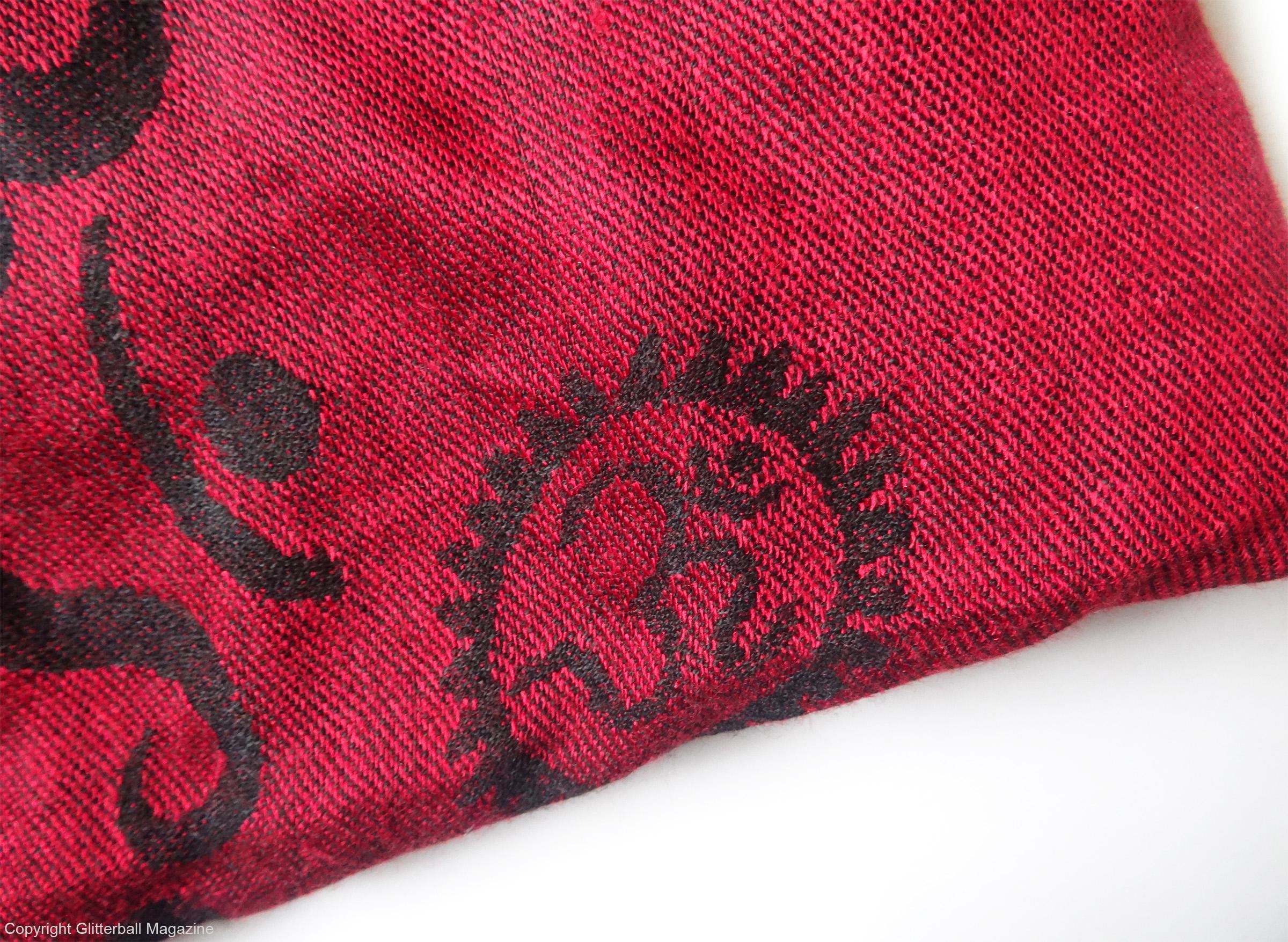 Karma scarf 1