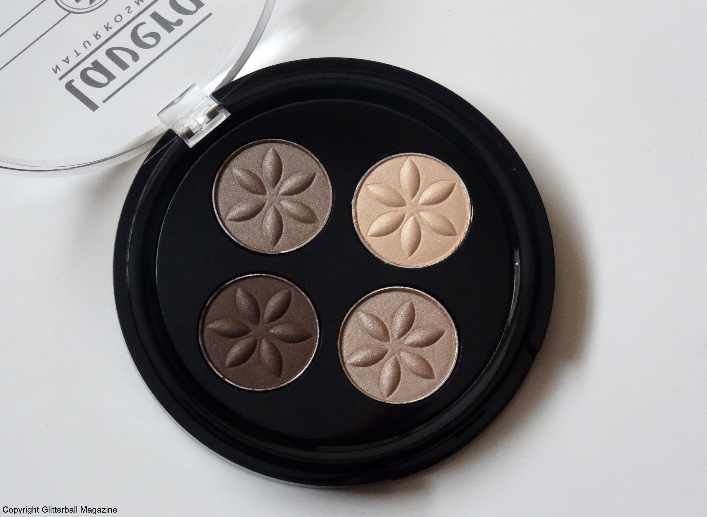Lavera eyeshadow 2