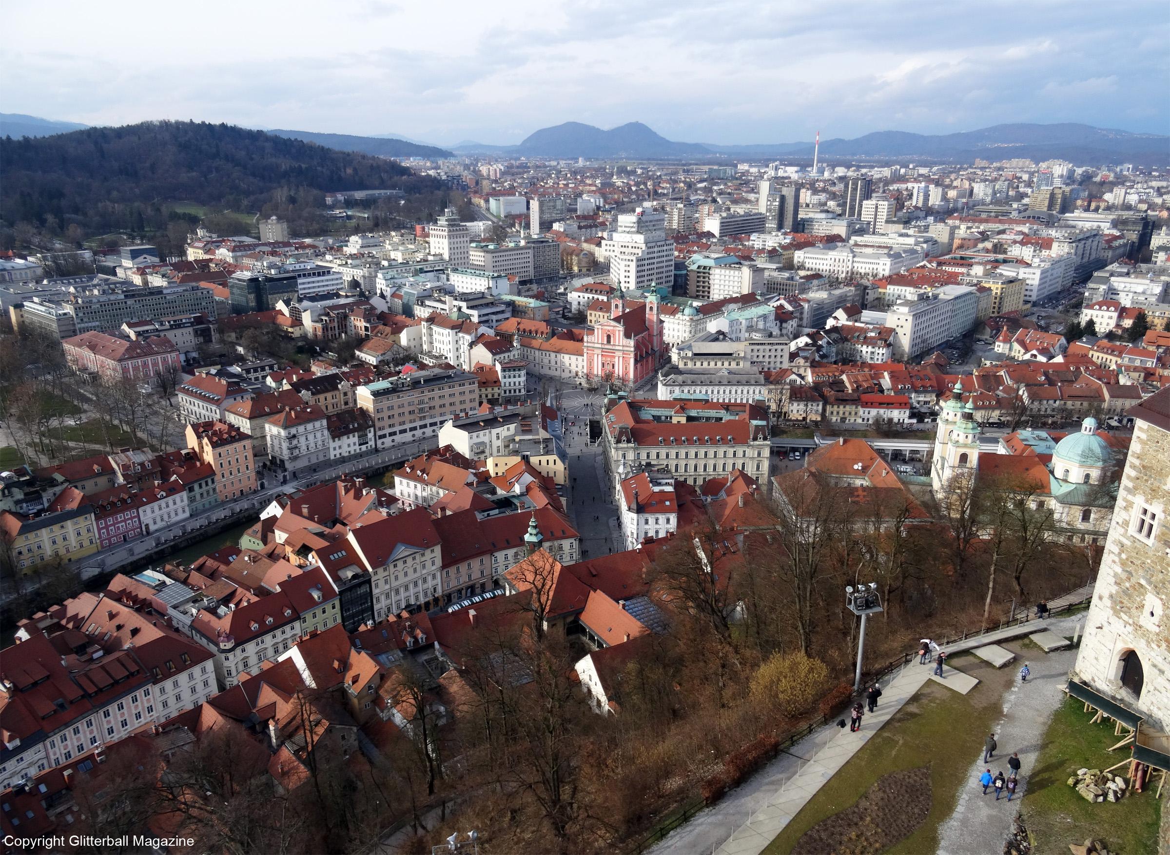 Ljubljana Castle 7