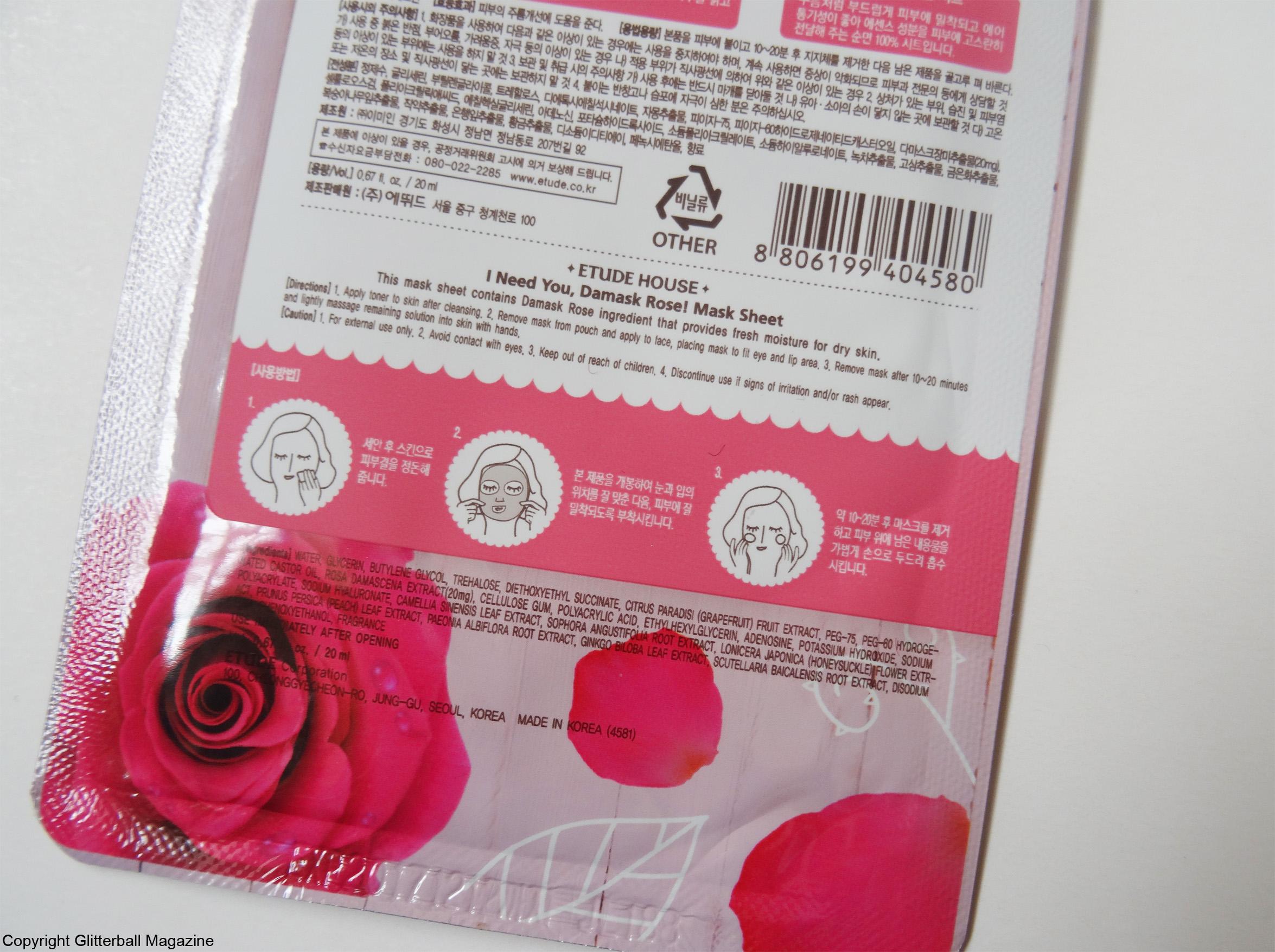 Mini Korean Sheet Mask Haul 11