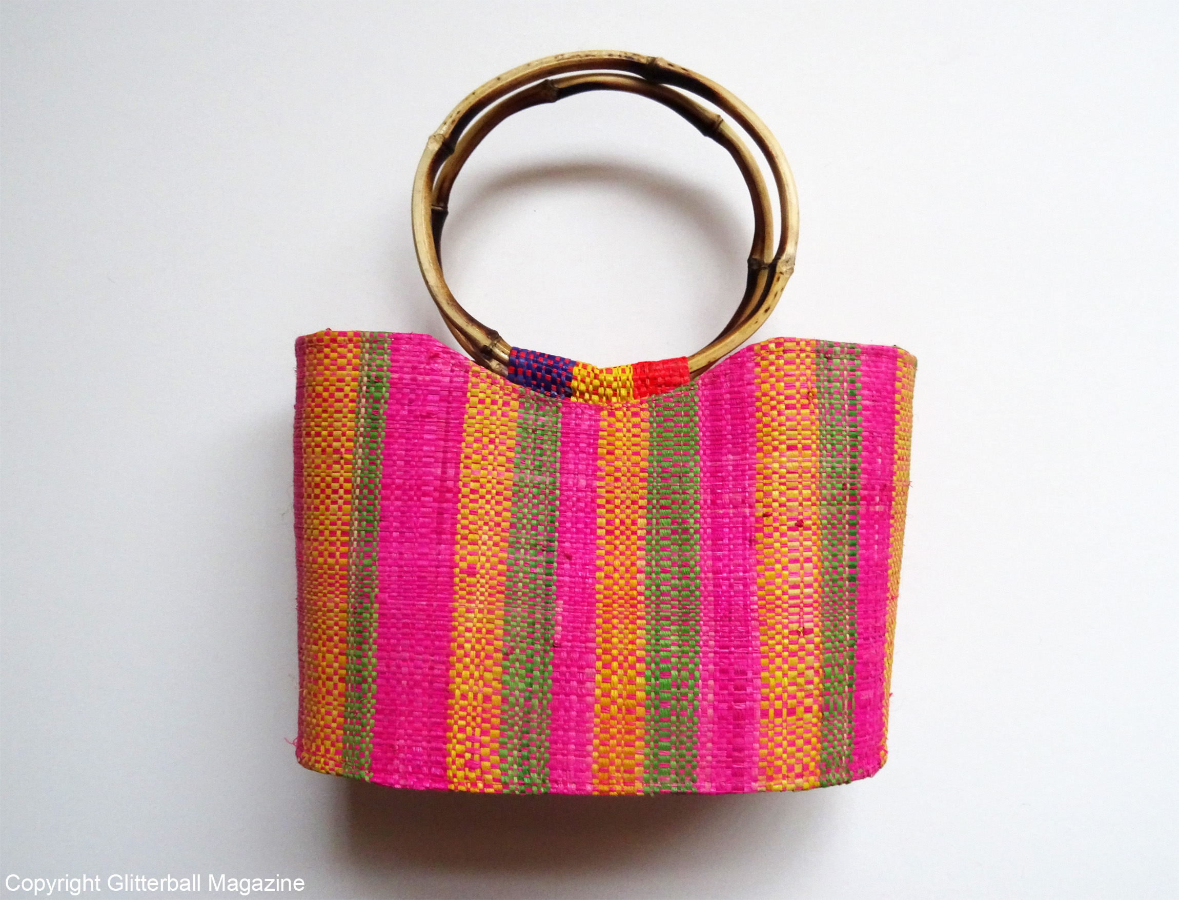 A PRETTY BAG FROM THE NATIVE HANDICRAFT COMPANY - Glitterball Magazine