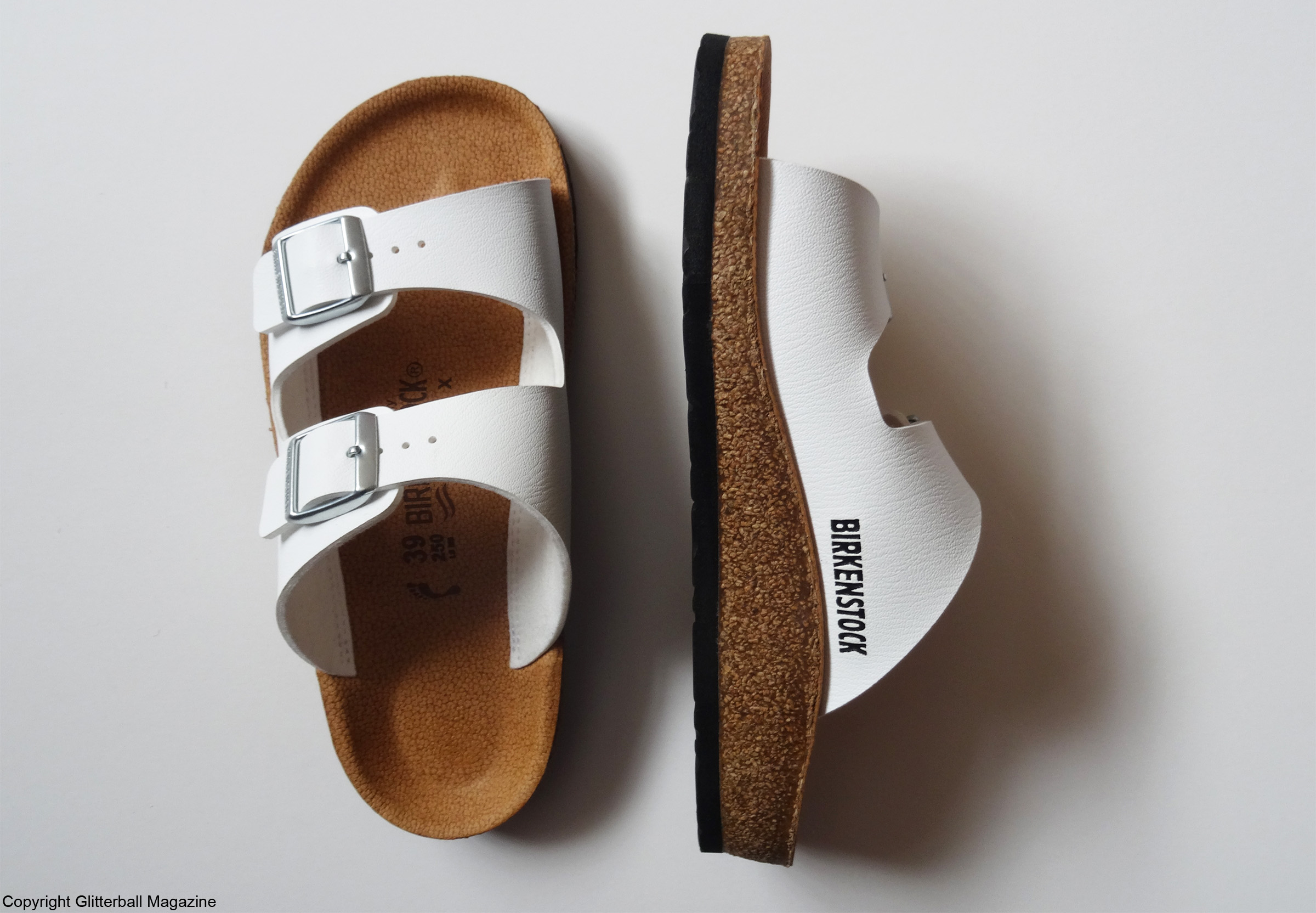 723566563 I can t function in warm weather without a pair of Birkenstock sandals.  Seriously. They re practical