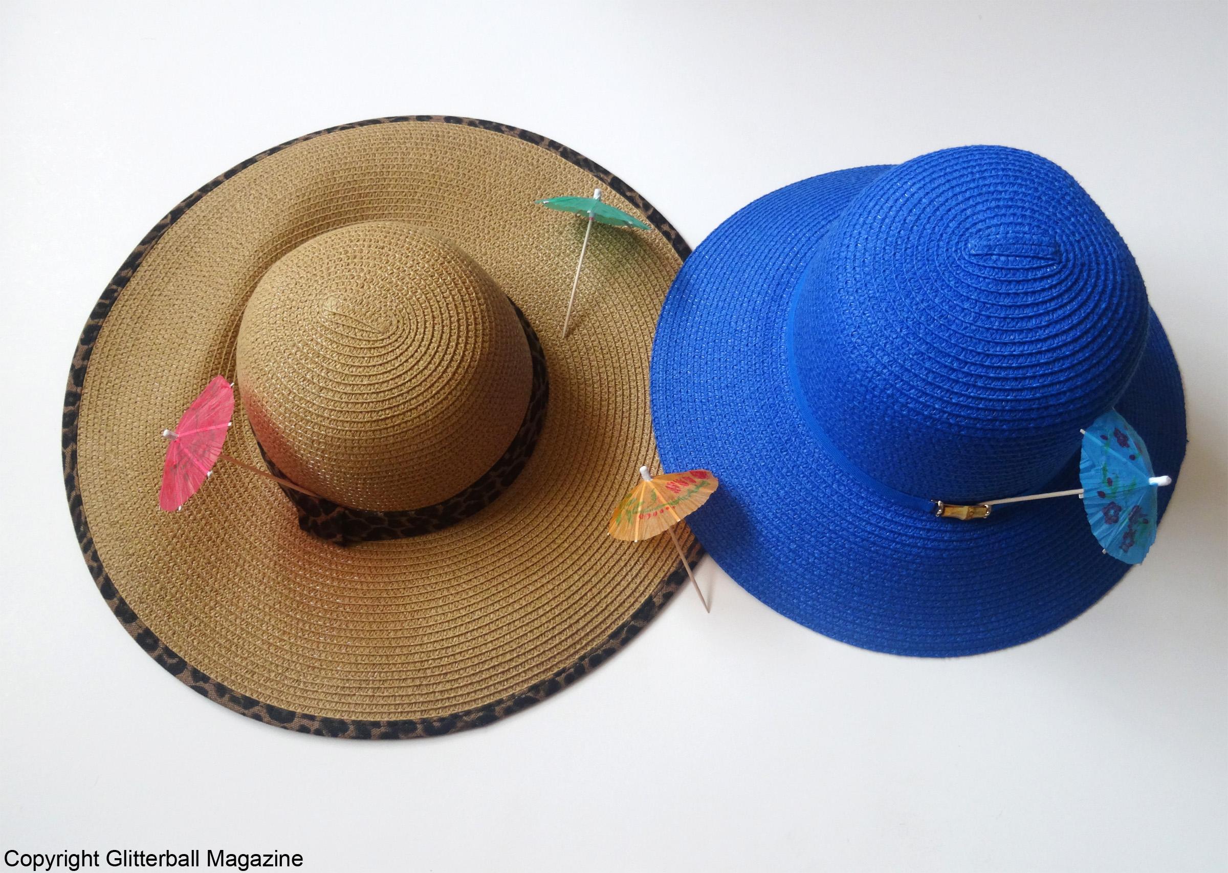 UPF Sun hats 5