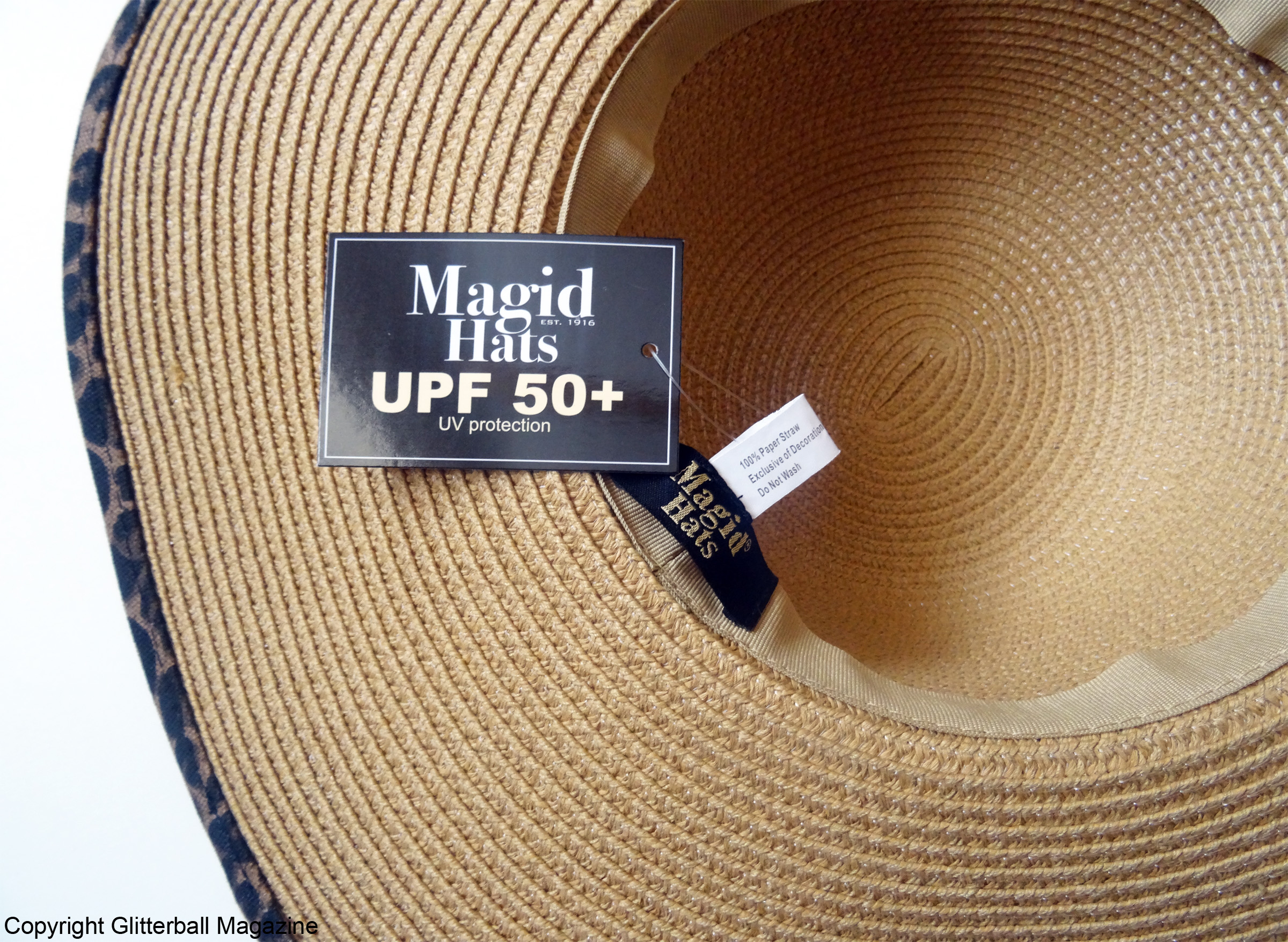 UPF SUN HATS FROM MAGID HATS - Glitterball Magazine 4e5ad082ef2