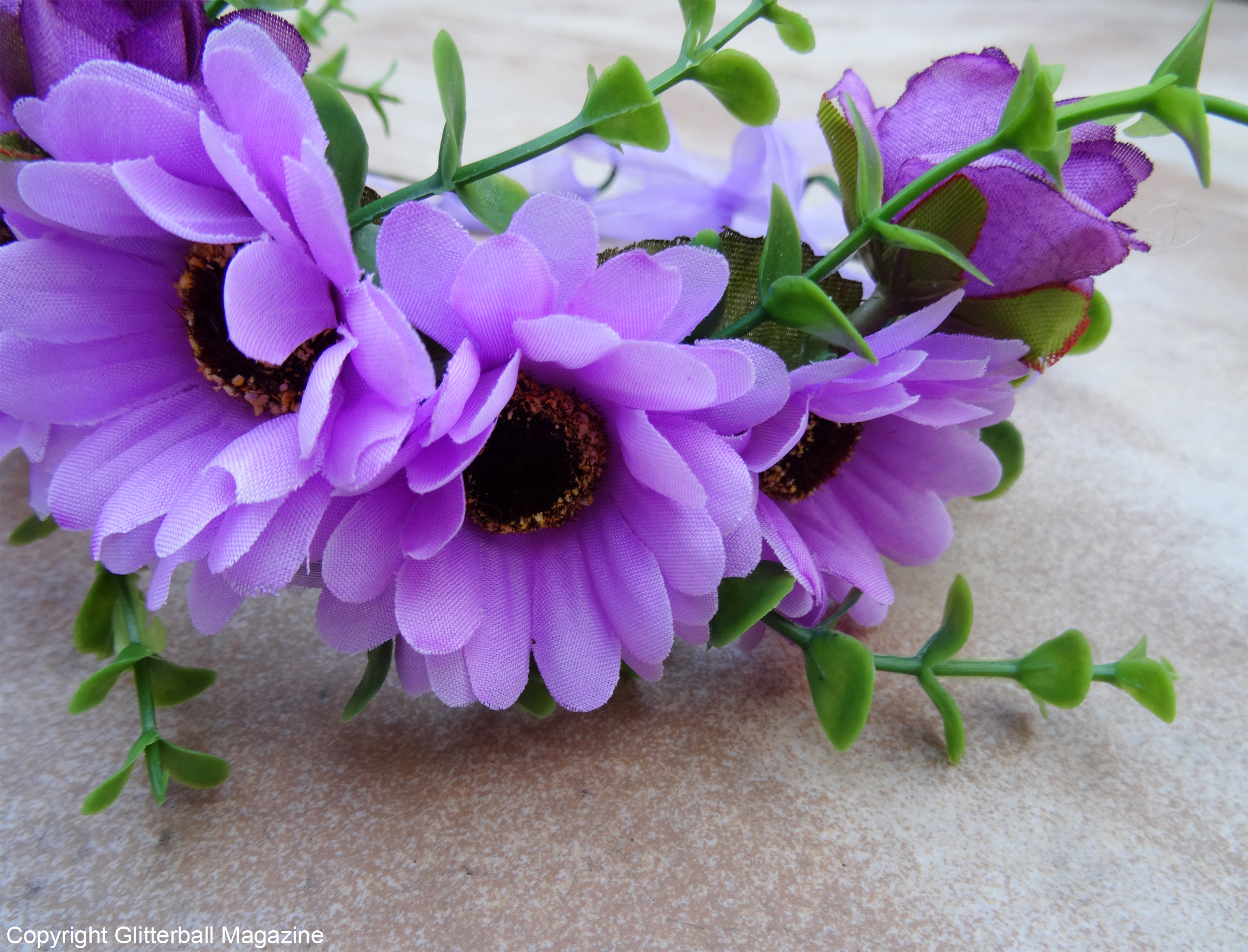 Split Floral Garland 2016 4
