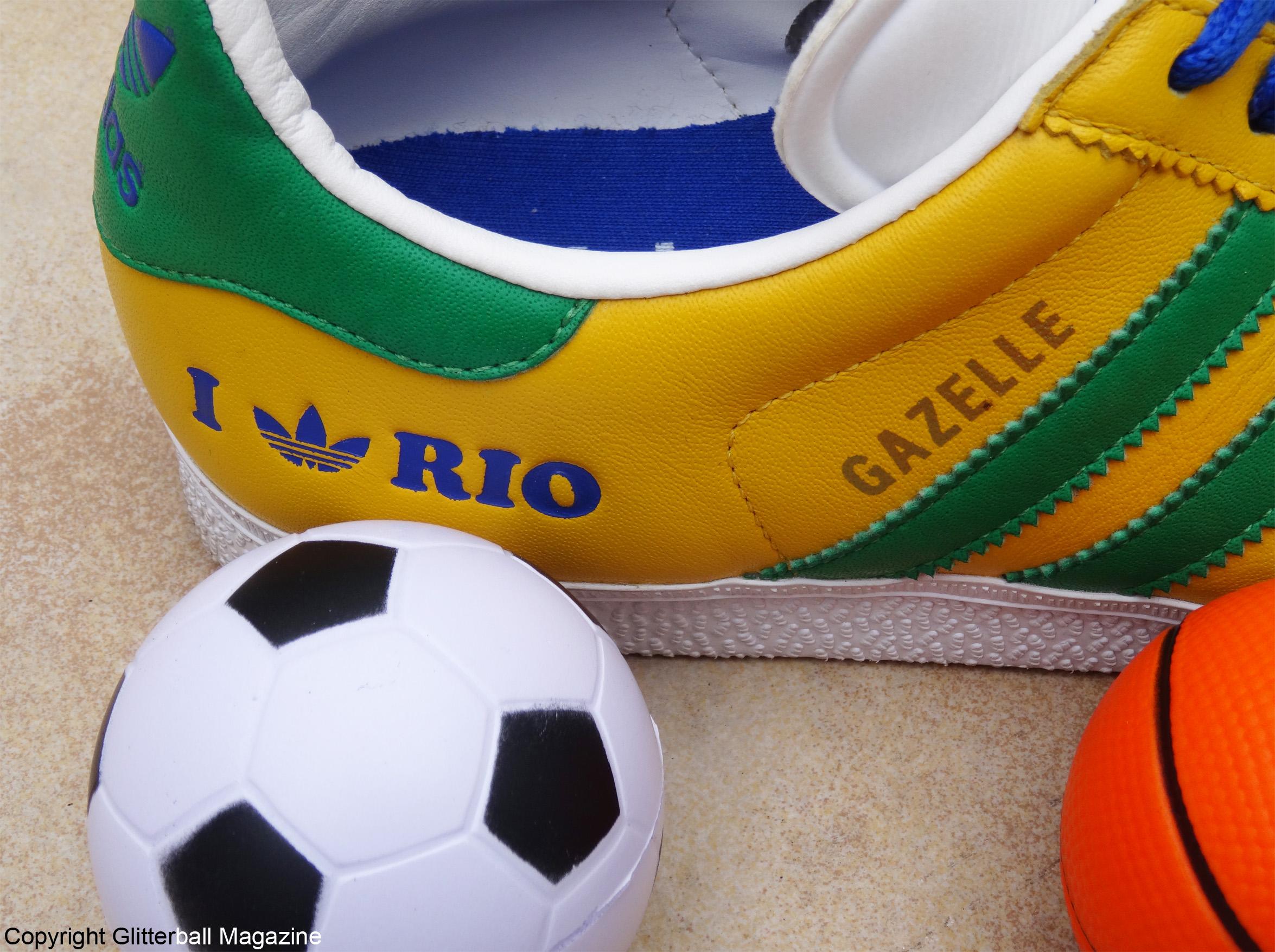 Adidas Rio Trainers 3