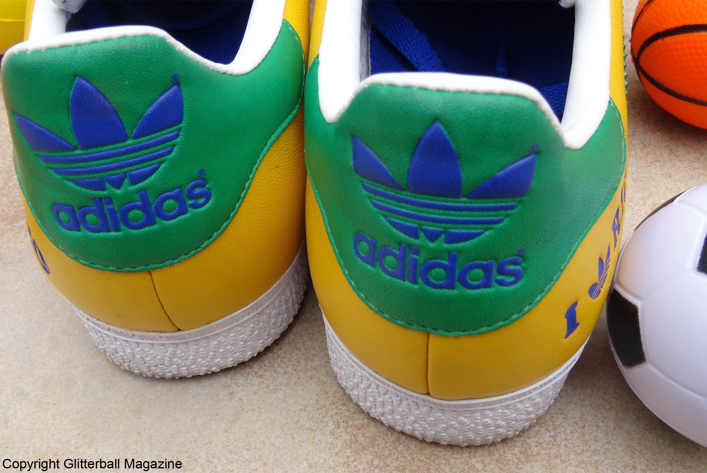 Adidas Rio Trainers 4
