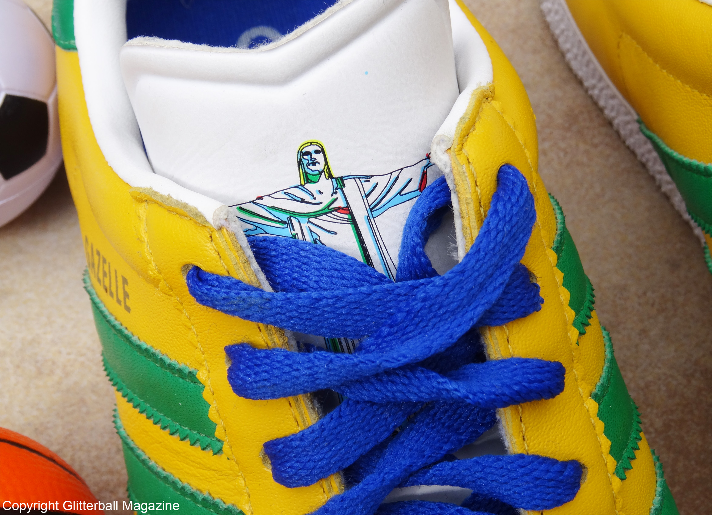 lowest price 20e96 ee5f1 Adidas Rio Trainers 7