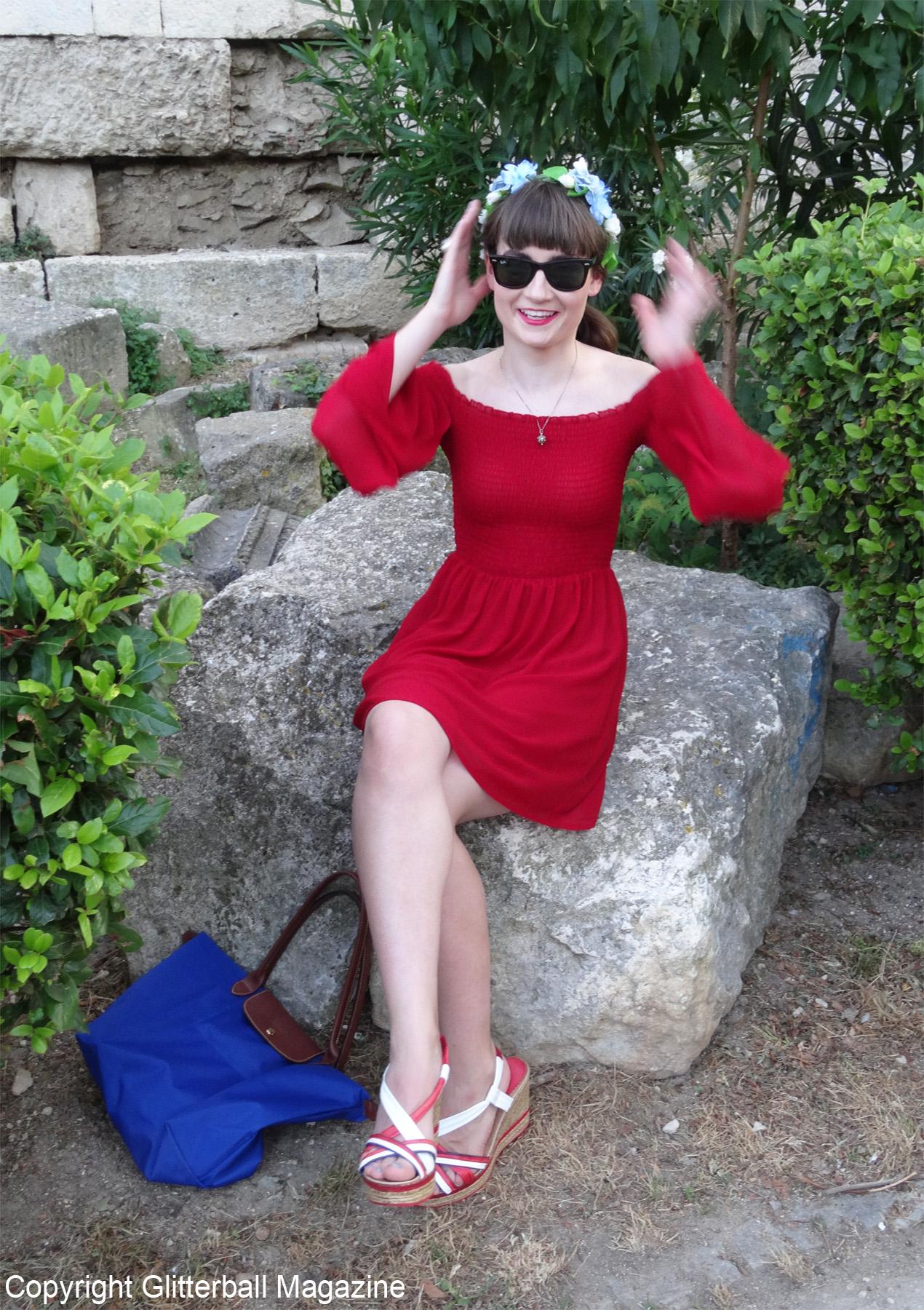 LOTW A Dramatic Dress 13