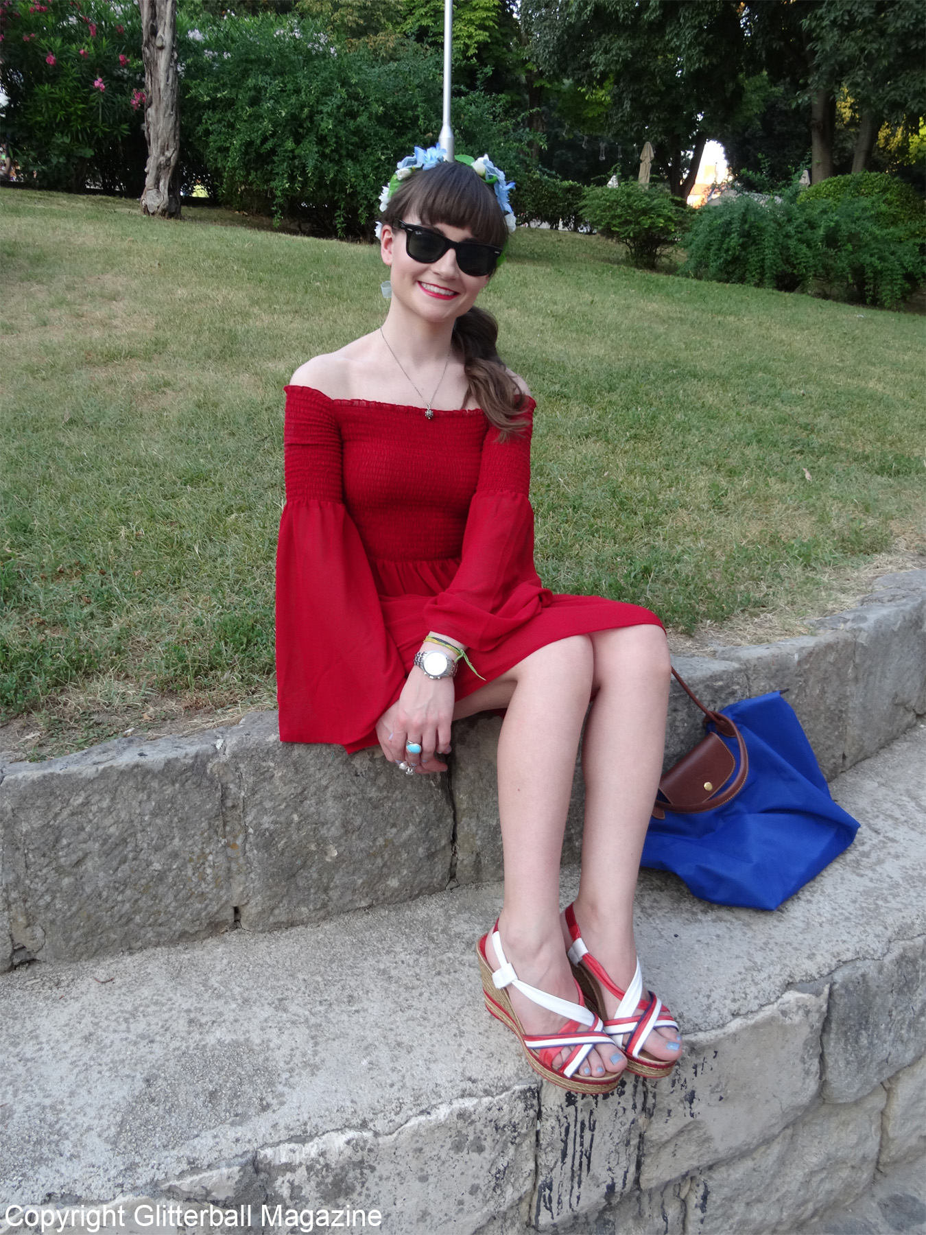LOTW A Dramatic Dress 14