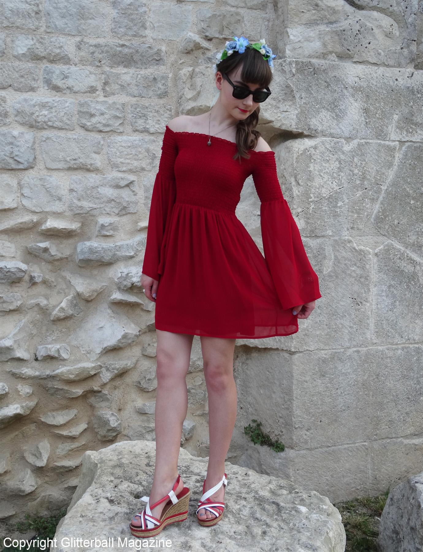 LOTW A Dramatic Dress 18