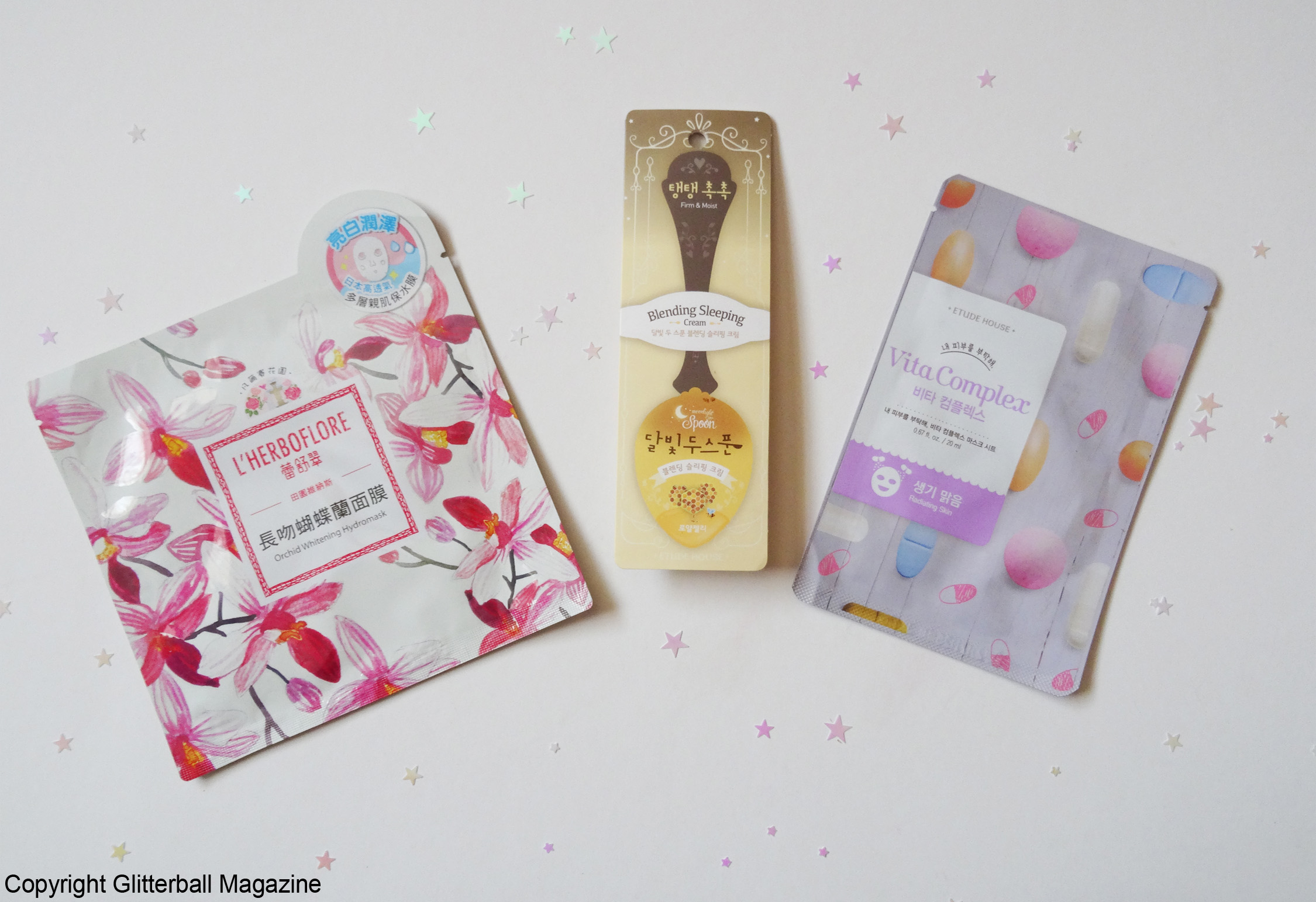 MY ASIAN BEAUTY INSTAGRAM GIVEAWAY HAUL - Glitterball Magazine