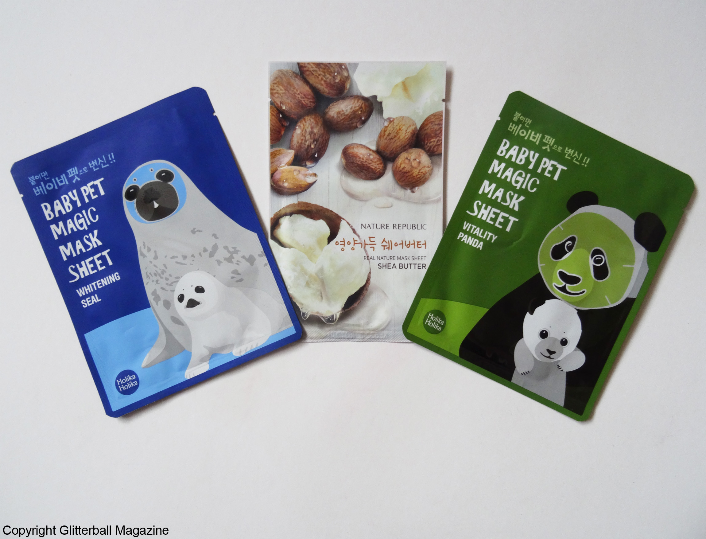Korean Sheet Mask Trio Glitterball Magazine 5 Holika Pure Essence Shea Butter Calling All Skin Care Lovers Something Exciting Is Happening On The Uk High Street Tk Maxx Now Sells Beauty Products