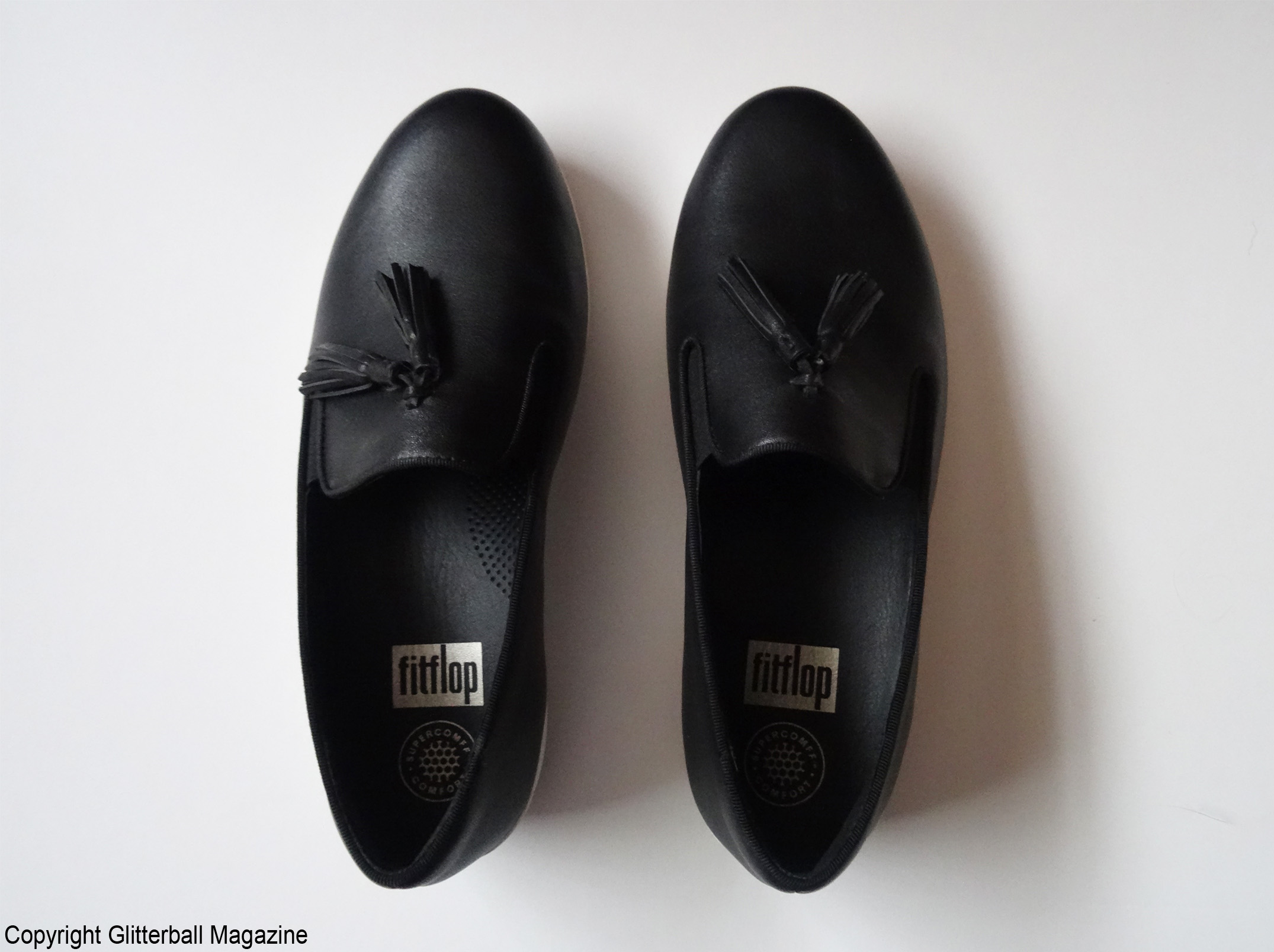 236d5495b97 These tassel superskate™ leather loafers from FitFlop are my new fashion  obsession.
