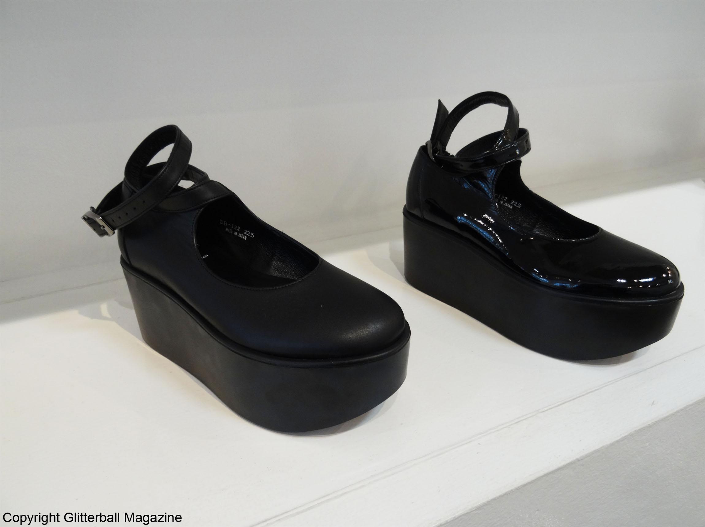 e0d97cfaca93 UNIQUE JAPANESE PLATFORM SHOES FROM TOKYO BOPPER