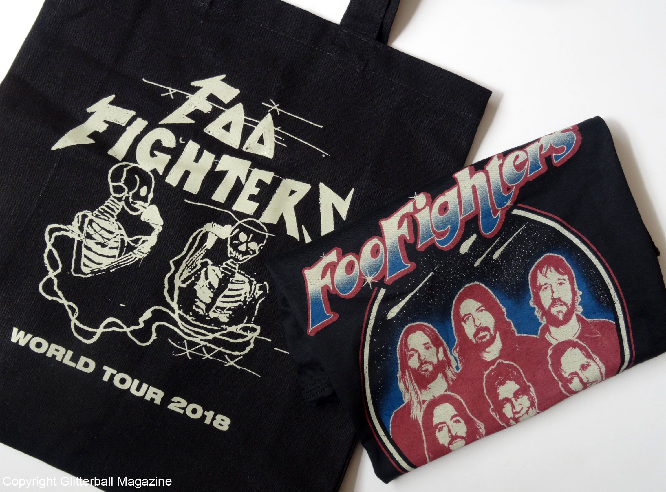 f0502df4 My Foo Fighters merchandise. If you're keen to find out which other shows  I've been to, check out my Rolling Stones review or find out what it was  like to ...